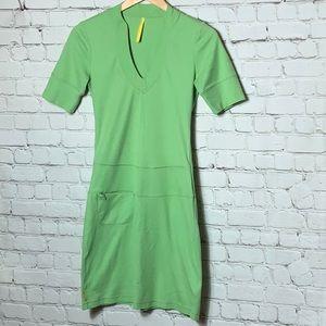 Dresses & Skirts - Lole Athletic Dress Zipped Pocket Dress Size XS